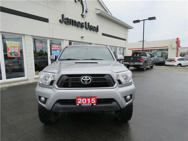 2015 Toyota Tacoma V6 (Stk: N18105A) in Timmins - Image 2 of 9