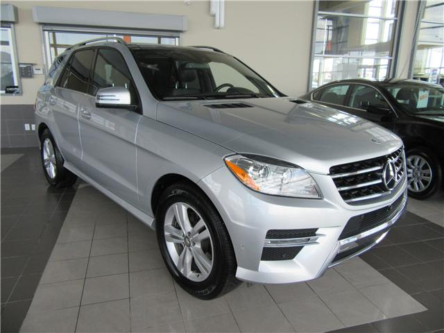 2015 Mercedes-Benz M-Class Base at $40250 for sale in