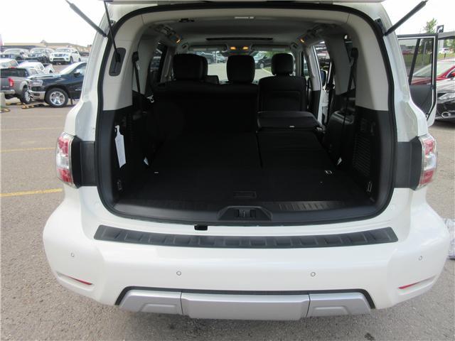 2018 Nissan Armada SL (Stk: 254) in Okotoks - Image 27 of 31