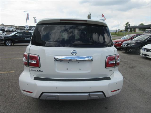 2018 Nissan Armada SL (Stk: 254) in Okotoks - Image 30 of 31