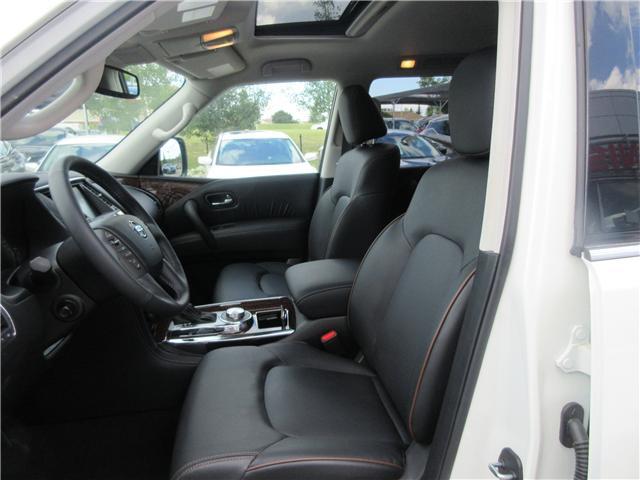 2018 Nissan Armada SL (Stk: 254) in Okotoks - Image 5 of 31