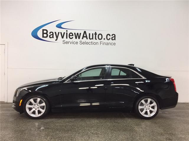 2015 Cadillac ATS 2.0L Turbo (Stk: 32958J) in Belleville - Image 1 of 28