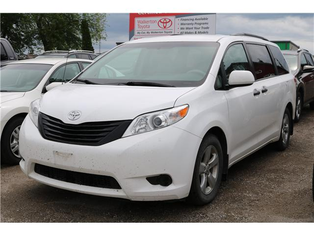 2014 Toyota Sienna 7 Passenger (Stk: 18366A) in Walkerton - Image 1 of 4