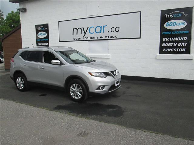 2016 Nissan Rogue SV (Stk: 180738) in North Bay - Image 2 of 13