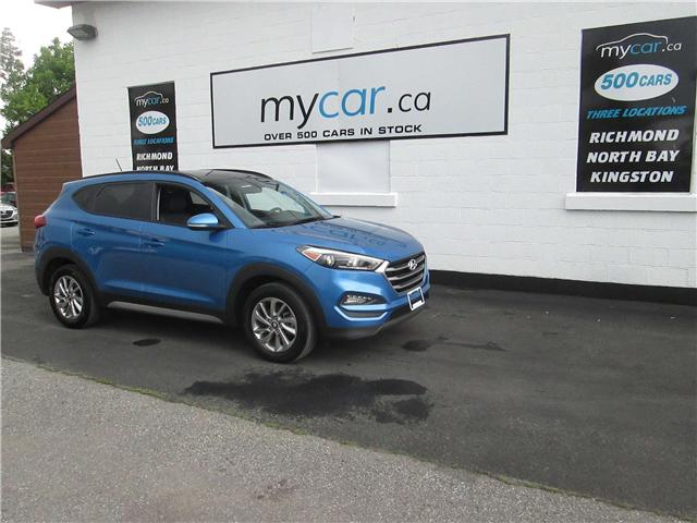 2017 Hyundai Tucson SE (Stk: 180737) in Kingston - Image 2 of 14