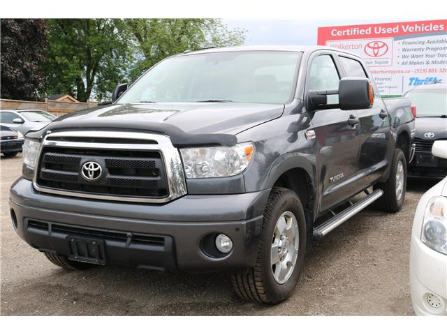 2013 Toyota Tundra SR5 5.7L V8 (Stk: 18369A) in Walkerton - Image 1 of 5