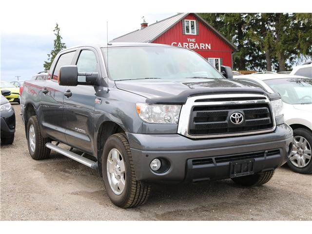 2013 Toyota Tundra SR5 5.7L V8 (Stk: 18369A) in Walkerton - Image 2 of 5