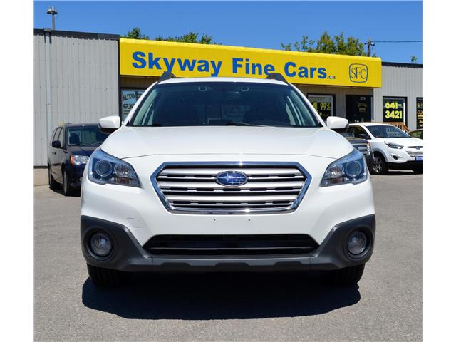 2016 Subaru Outback 3.6R Limited Package (Stk: S3821A) in St.Catharines - Image 2 of 14