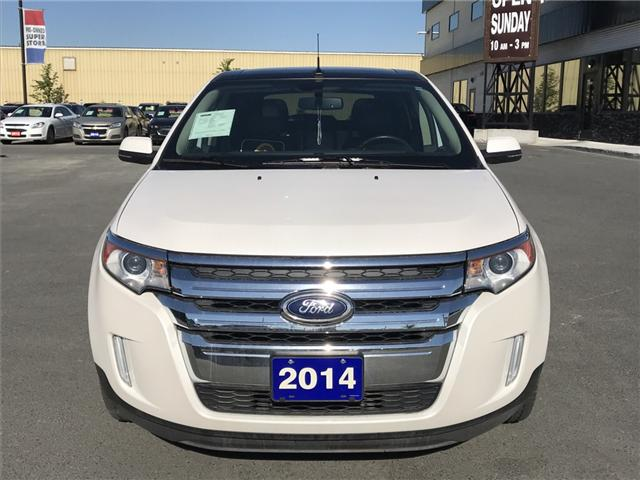 2014 Ford Edge Limited (Stk: 18060) in Sudbury - Image 2 of 13