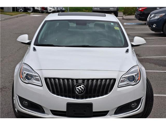 2017 Buick Regal Premium I (Stk: P3903) in Ajax - Image 2 of 26