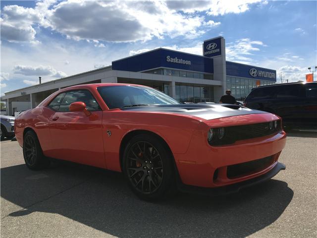 2018 Dodge Challenger SRT Hellcat (Stk: B7018) in Saskatoon - Image 1 of 19