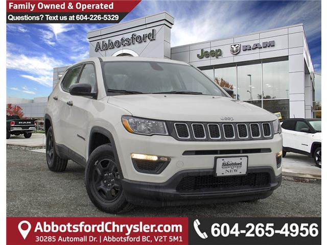 2018 Jeep Compass Sport (Stk: J117913) in Abbotsford - Image 1 of 26