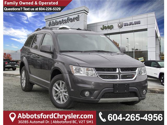 2018 Dodge Journey SXT (Stk: J288191) in Abbotsford - Image 1 of 26