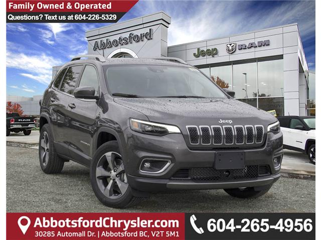 2019 Jeep Cherokee Limited (Stk: K207237) in Abbotsford - Image 1 of 26