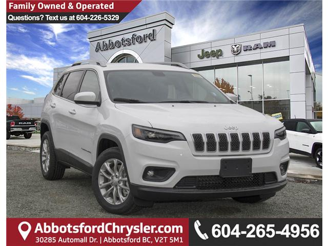 2019 Jeep Cherokee North (Stk: K215647) in Abbotsford - Image 1 of 25