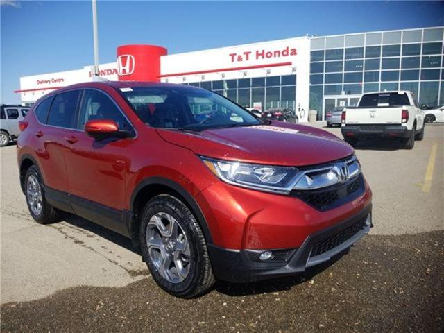 2018 Honda CR-V EX-L (Stk: 2181127) in Calgary - Image 1 of 9