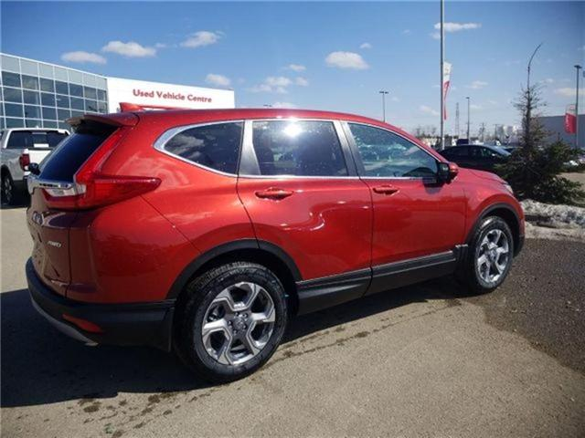 2018 Honda CR-V EX-L (Stk: 2181127) in Calgary - Image 2 of 9