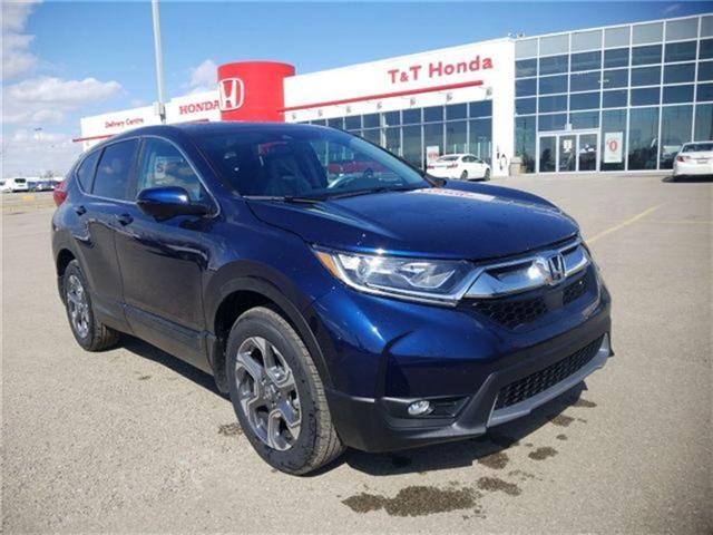 2018 Honda CR-V EX-L (Stk: 2181131) in Calgary - Image 1 of 9