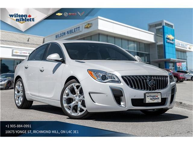 2017 Buick Regal GS (Stk: 186114) in Richmond Hill - Image 1 of 18