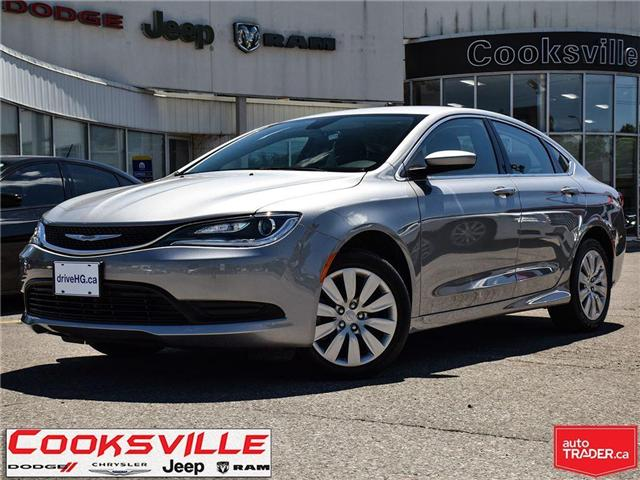 2017 Chrysler 200 LX (Stk: HN509789) in Mississauga - Image 1 of 25