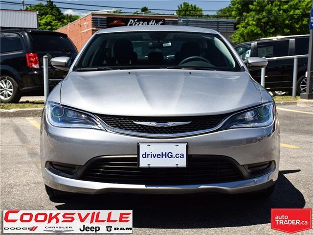 2017 Chrysler 200 LX (Stk: HN509789) in Mississauga - Image 2 of 25