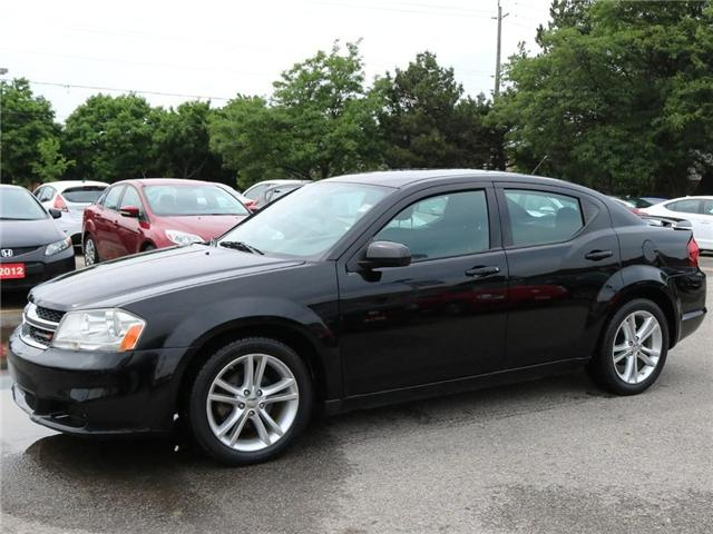 2012 Dodge Avenger SXT| Heat Seat| B-Tooth| Keyless Ent| PWR Options (Stk: 5005A) in Stoney Creek - Image 2 of 19