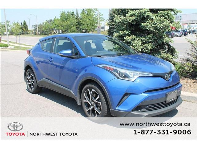 2018 Toyota C-HR XLE (Stk: 013541T) in Brampton - Image 1 of 12