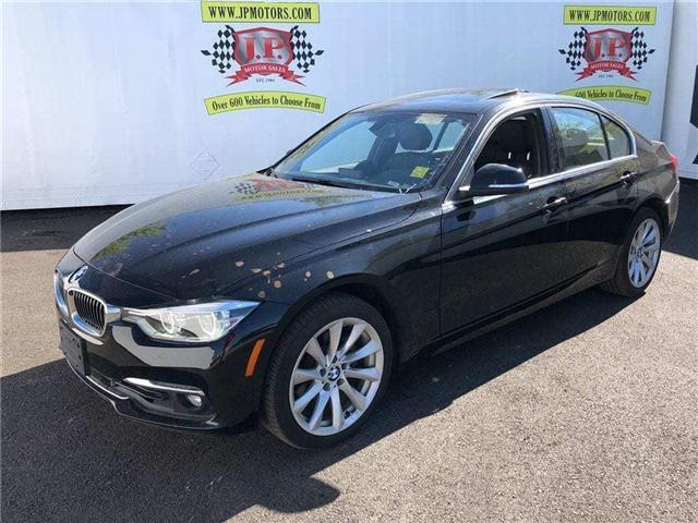 2017 BMW 330 i xDrive (Stk: 44722R) in Burlington - Image 1 of 15