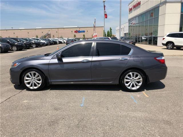 2014 Honda Accord Touring, FULLY LOADED!! (Stk: 8125796A) in Brampton - Image 2 of 14