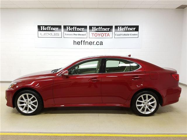 2013 Lexus IS 250 Base (Stk: 187161) in Kitchener - Image 5 of 22