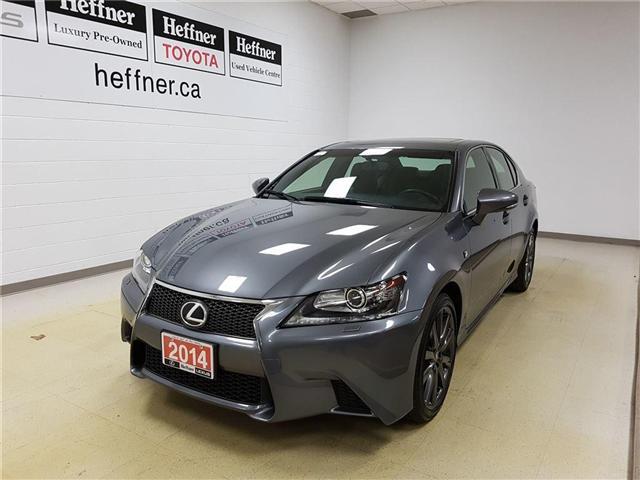 2014 Lexus GS 350 Base (Stk: 187154) in Kitchener - Image 1 of 22