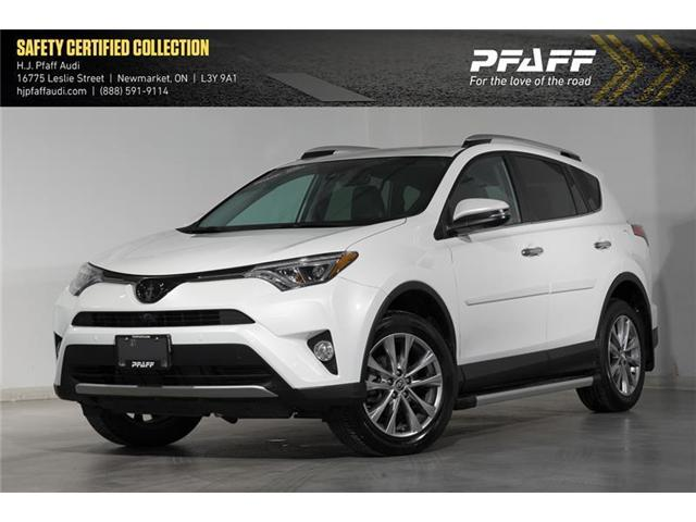 2016 Toyota RAV4 Limited (Stk: A11166A) in Newmarket - Image 1 of 17