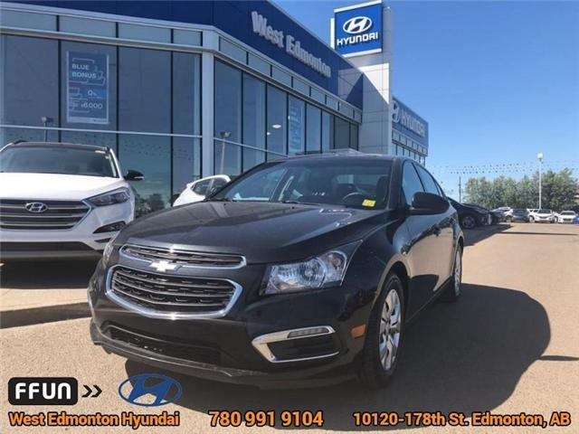 2015 Chevrolet Cruze 1LT (Stk: 88294A) in Edmonton - Image 1 of 20