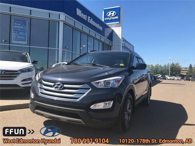 2015 Hyundai Santa Fe Sport  (Stk: 81416A) in Edmonton - Image 1 of 21