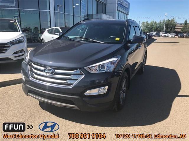 2015 Hyundai Santa Fe Sport  (Stk: 81416A) in Edmonton - Image 2 of 21