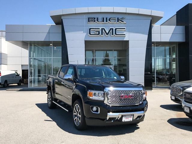 2018 GMC Canyon Denali (Stk: 8CN30560) in Vancouver - Image 2 of 7