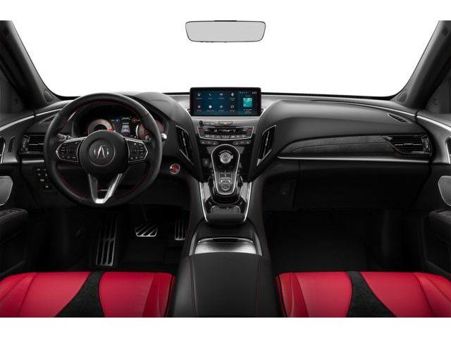 2019 Acura RDX Luxury (Stk: K800612) in Brampton - Image 2 of 2