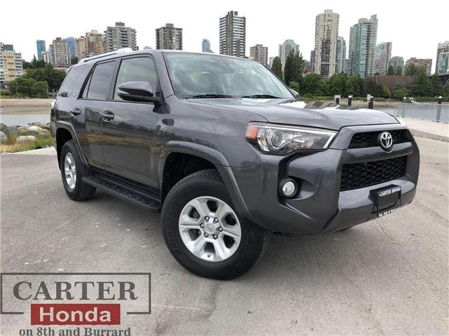 2014 Toyota 4Runner SR5 V6 at $35500 for sale in Burnaby - Carter