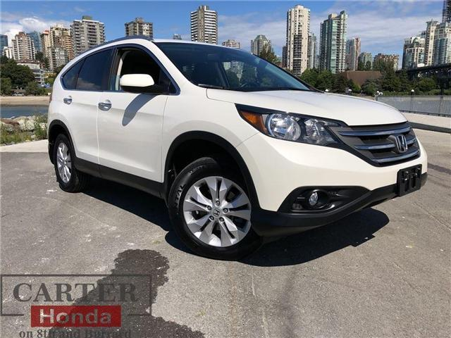 2014 Honda CR-V Touring (Stk: B19470A) in Vancouver - Image 1 of 29