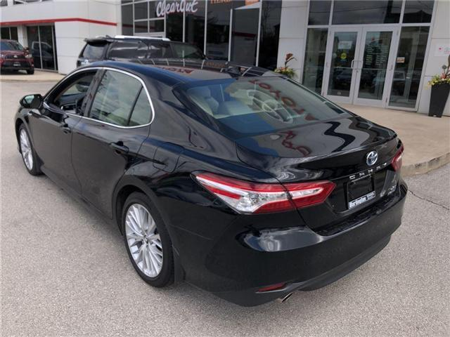 2018 Toyota Camry Hybrid XLE (Stk: 187029A) in Burlington - Image 2 of 17