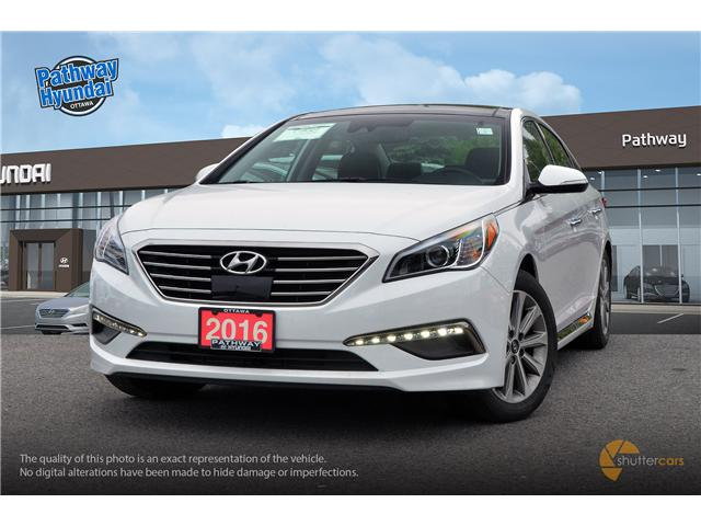 2016 Hyundai Sonata Limited (Stk: PH61752) in Ottawa - Image 1 of 20