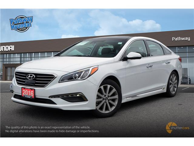 2016 Hyundai Sonata Limited (Stk: PH61752) in Ottawa - Image 2 of 20