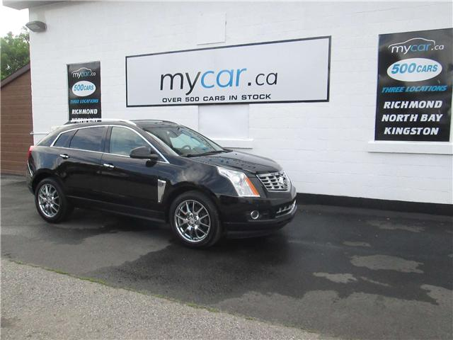 2013 Cadillac SRX Premium Collection (Stk: 180744) in Richmond - Image 2 of 14