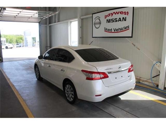 2014 Nissan Sentra 1.8 S (Stk: P0580) in Owen Sound - Image 3 of 14