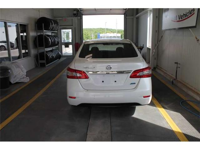 2014 Nissan Sentra 1.8 S (Stk: P0580) in Owen Sound - Image 4 of 14