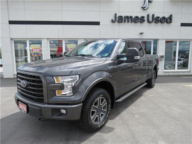 2016 Ford F-150 XLT (Stk: N18102A) in Timmins - Image 1 of 9