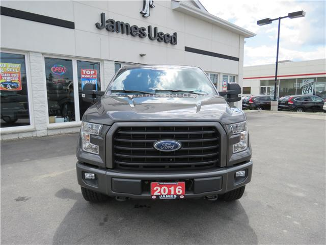 2016 Ford F-150 XLT (Stk: N18102A) in Timmins - Image 2 of 9