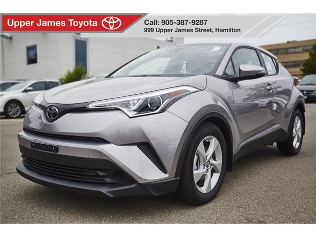 2018 Toyota C-HR XLE (Stk: 180788) in Hamilton - Image 1 of 11