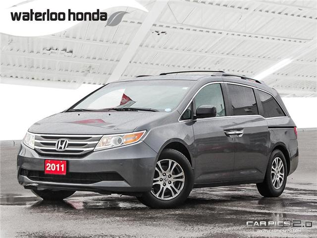 2011 Honda Odyssey EX-L (Stk: H3860A) in Waterloo - Image 1 of 28