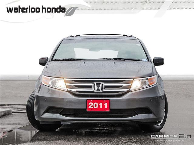 2011 Honda Odyssey EX-L (Stk: H3860A) in Waterloo - Image 2 of 28